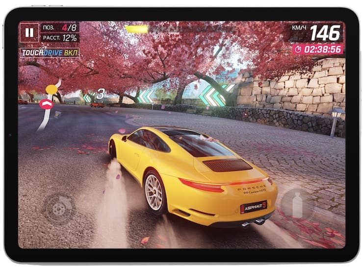 Игры на iPad Pro