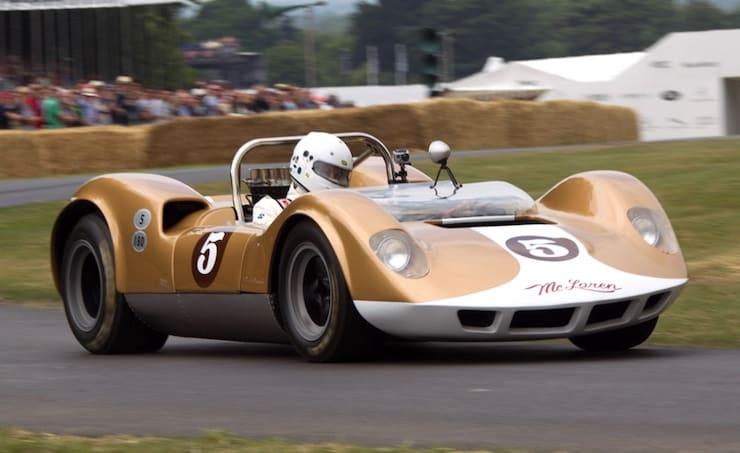 McLaren M1A (1964)