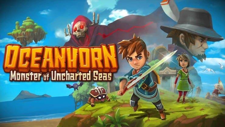 Oceanhorn – ролевая приключенческая игра для iPhone, iPad и Apple TV