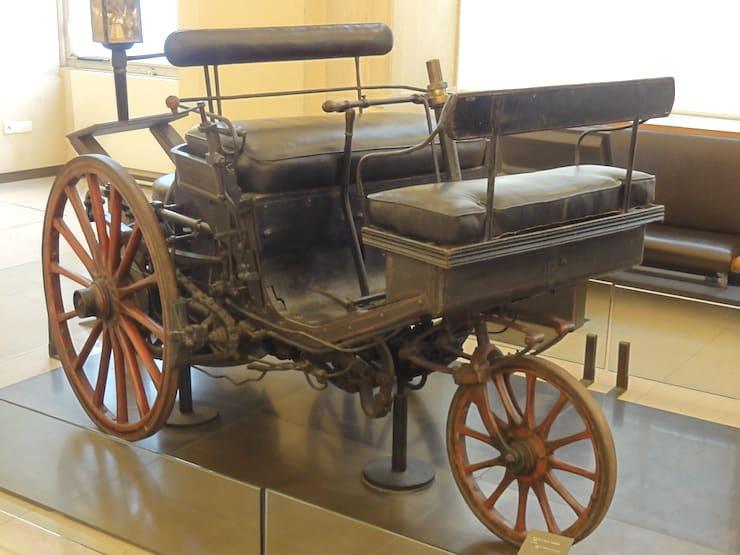 Peugeot Type 1 (1889)