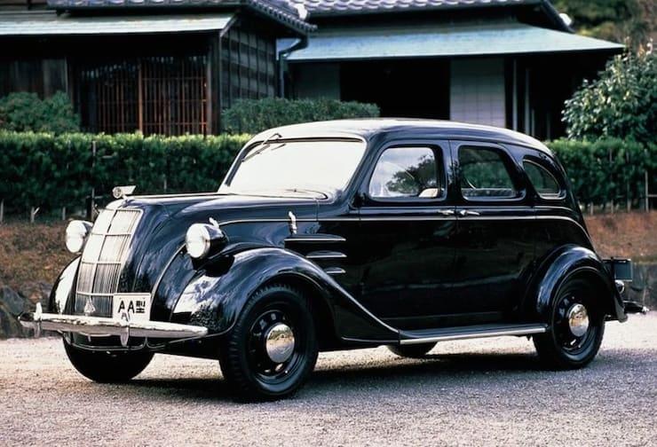 Toyota A1 (1935)