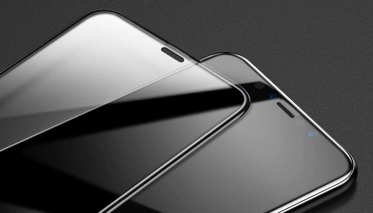 Защитное стекло для iPhone Baseus