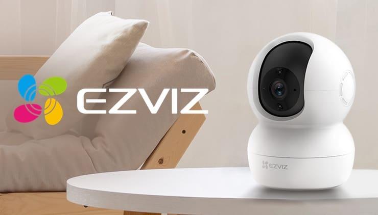 Обзор EZVIZ TY2: поворотная Wi-Fi-камера