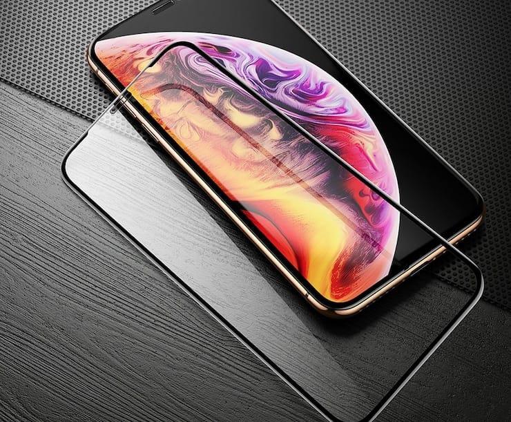 Защитное стекло для iPhone hoco