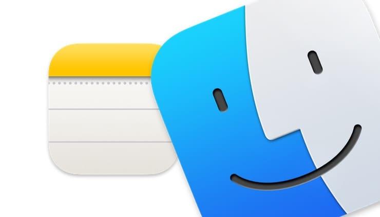 Заметки на macOS