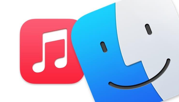 Горячие клавиши приложения Музыка в macOS