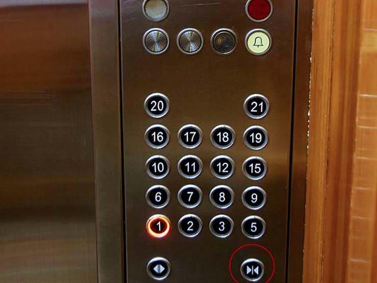 Лифт в Китае
