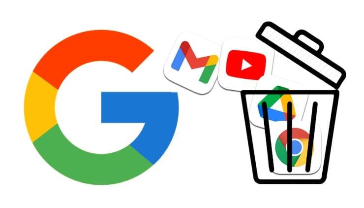Через какое время Google удалит мой аккаунт, если не пользоваться Gmail, YouTube и т.д.?