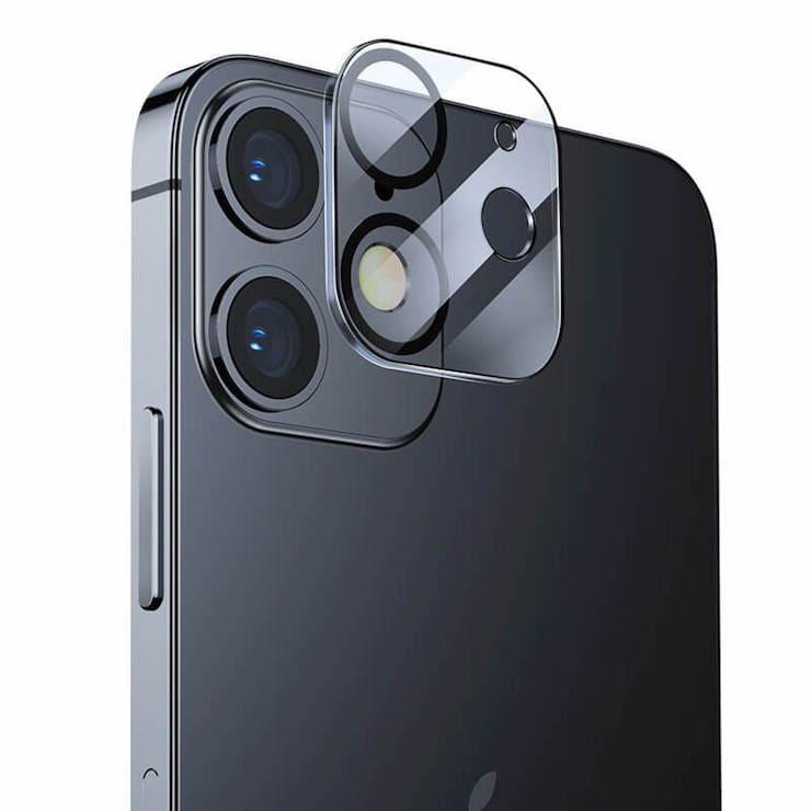Защитное стекло на камеру iPhone