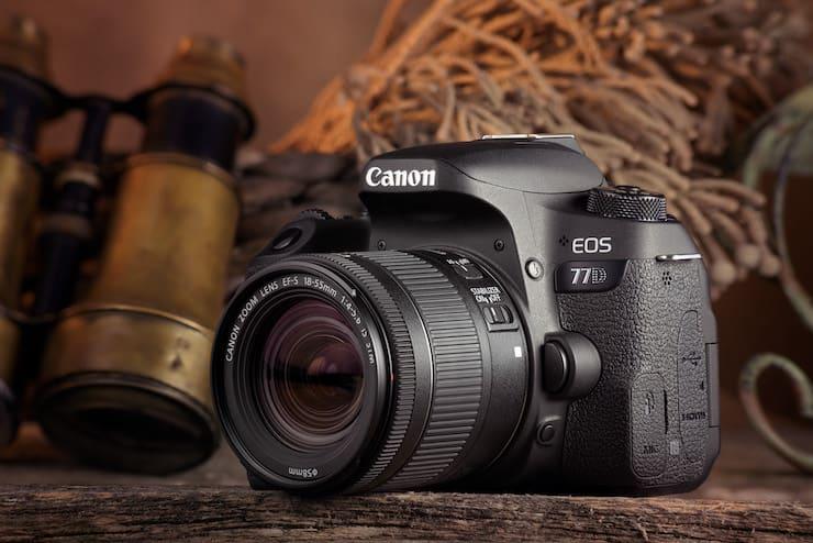 Как узнать пробег фотоаппарата Canon?
