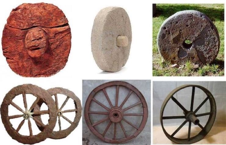 Wheel history