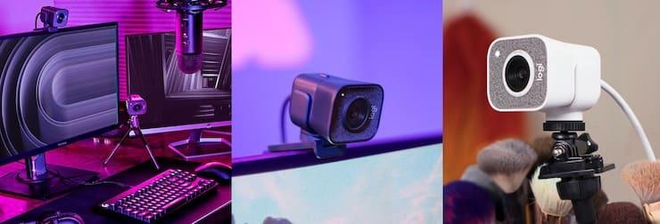 Работа с веб-камерой Logitech StreamCam