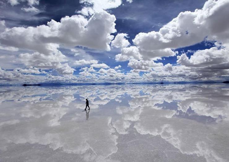Прогулка по облакам