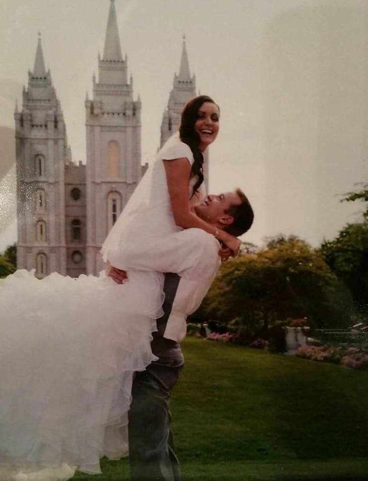 Поймать невесту