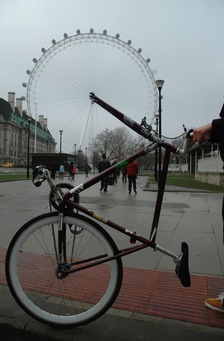 Вело-колесо обозрения