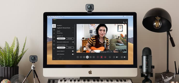 Обзор веб-камеры Logitech StreamCam для стримов