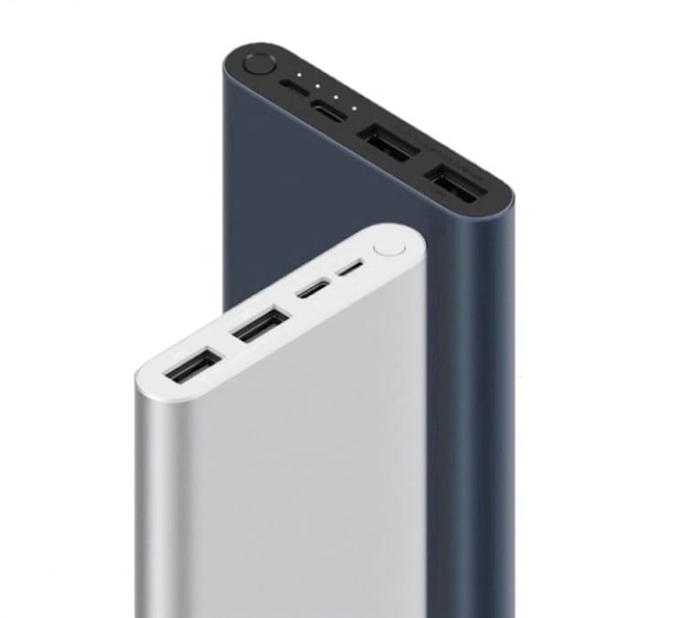 Xiaomi Mi Power Bank 3 10 000 мАч