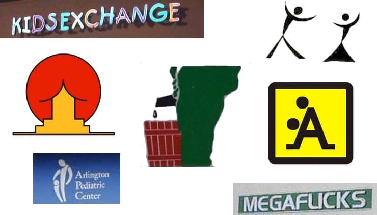 Неудачные логотипы команий