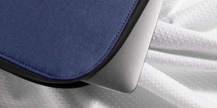 Чехол-рукав Incase Facet Sleeve with Recycled Twill