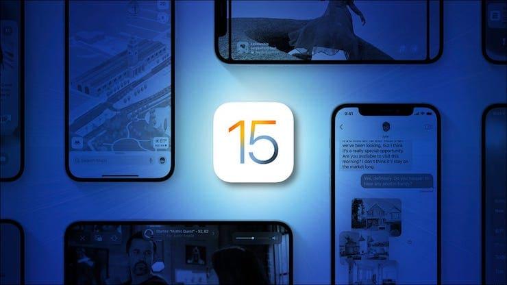 Обзор iOS 15