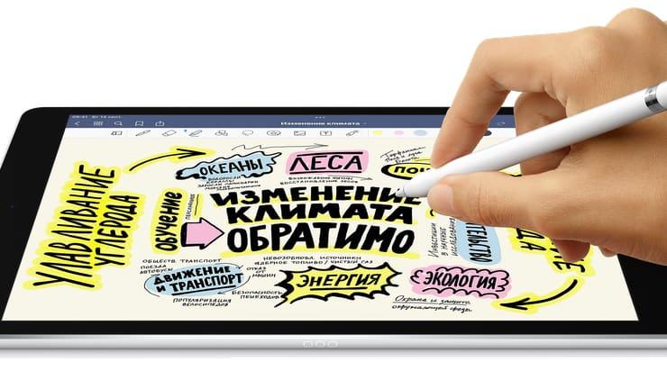 Обзор iPad 9 (2021)