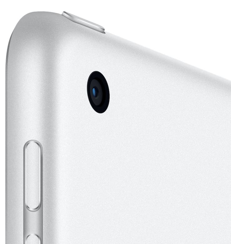 Камеры iPad 9 (2021)