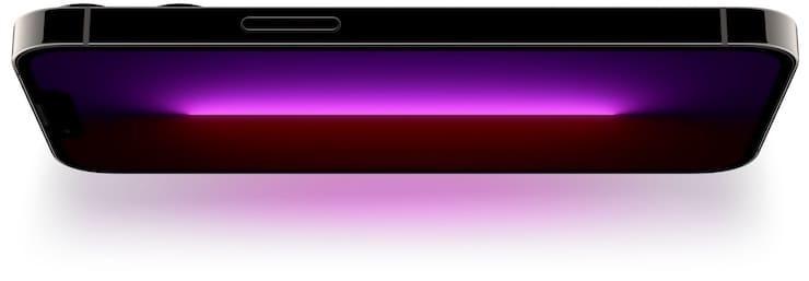 Дисплей iPhone 13 Pro и iPhone 13 Pro Max