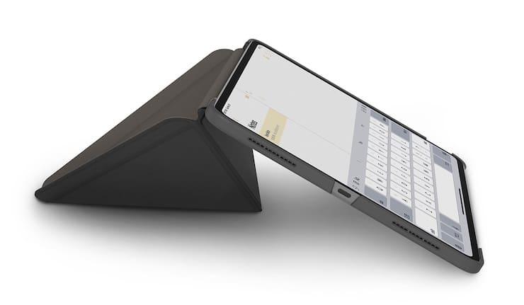 Moshi VersaCover: инновационный магнитный чехол для iPad со складной обложкой
