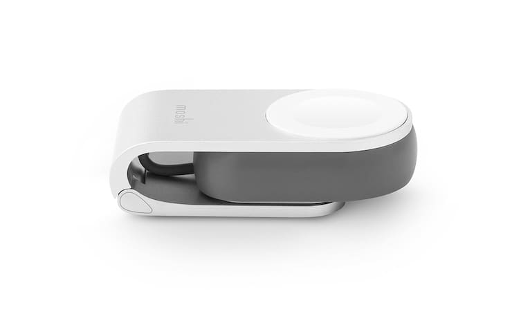 Moshi Flekto miniature charger for Apple Watch