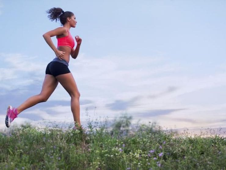 Is it better to run or walk fast?
