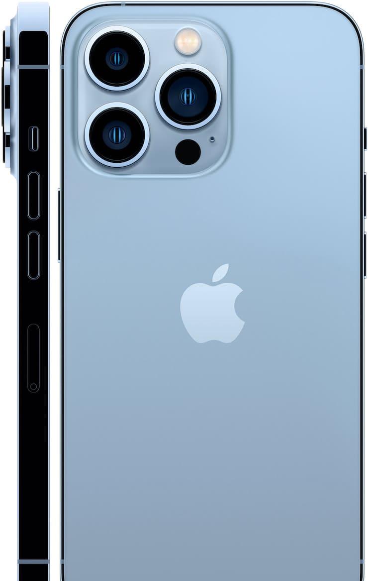 Водопроницаемость iPhone 13 Pro и iPhone 13 Pro Max