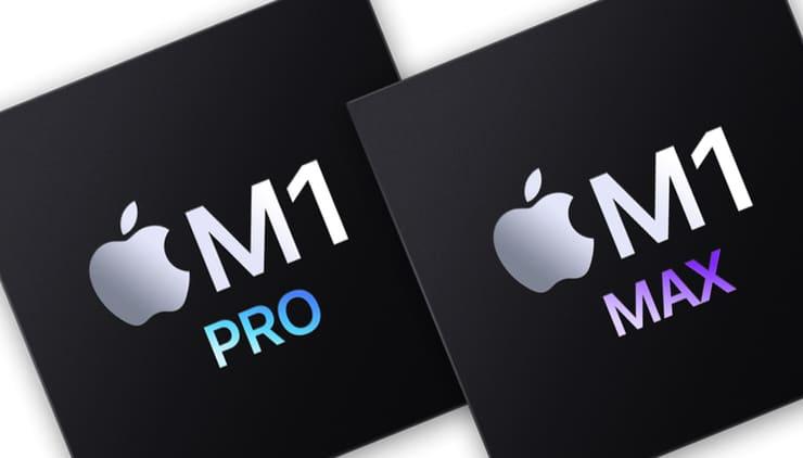 Обзор процессоров Apple M1 Pro и M1 Max для MacBook Pro