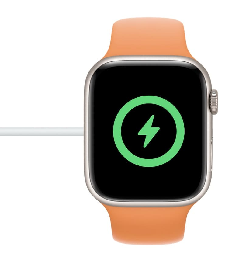 Время работы Apple Watch Series 7