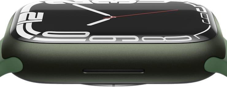 Обзор Apple Watch Series 7