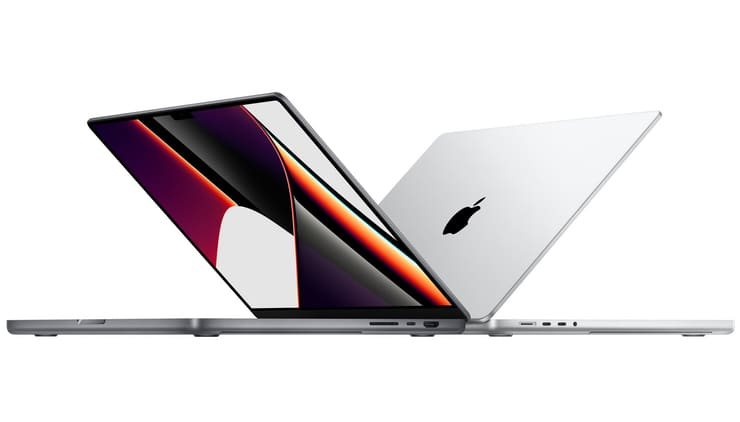 Обзор MacBook Pro 2021 года