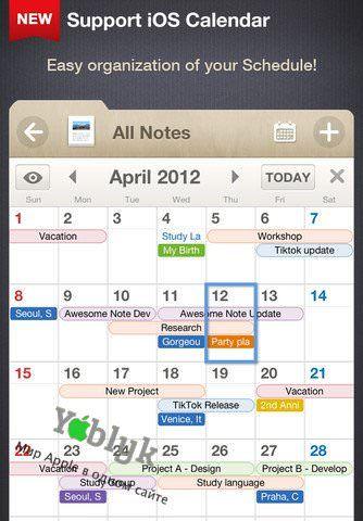 лучший ежедневник для Iphone - фото 6