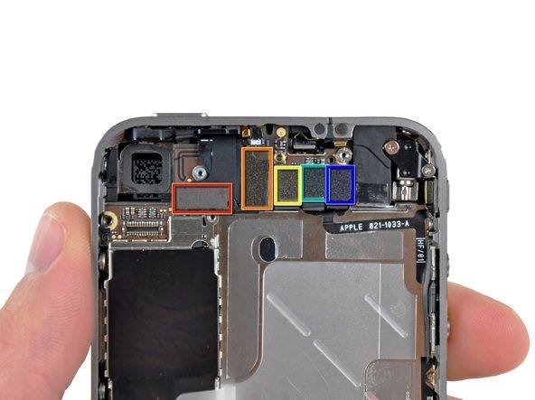 разобрать iphone 4s инструкция