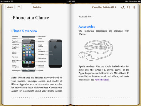 инструкция по эксплуатации телефона айфон 5s - фото 5
