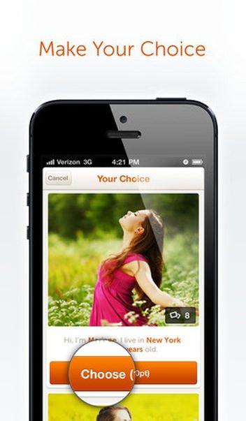 программа знакомств для Iphone - фото 9